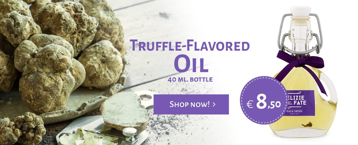 Truffle-Flavored Oil
