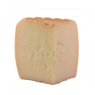 Pecorino cheese from Sardinia