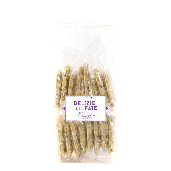 Bars of cruchy Sicilian Pistachio