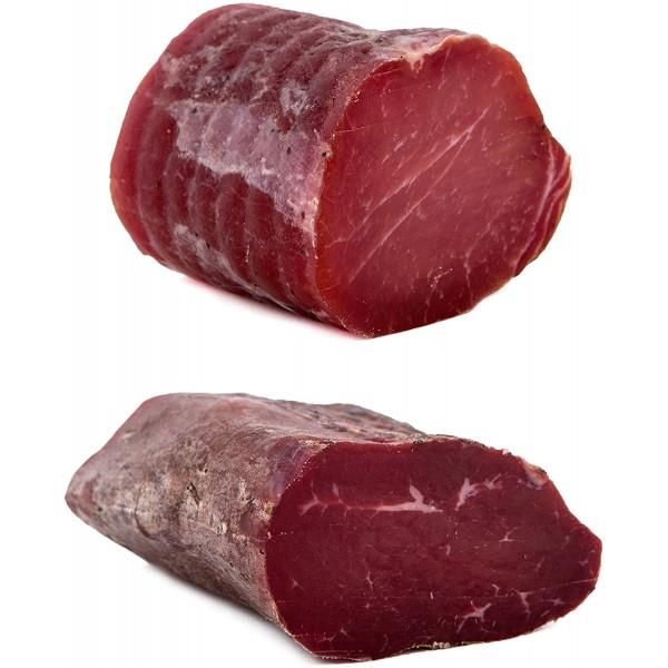 Lard from Arnad DOP + Beef Mocetta