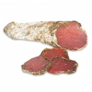 Fillet with aromatic herbs