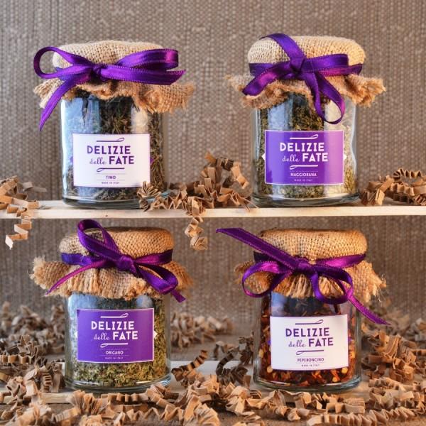 4 Italian spices