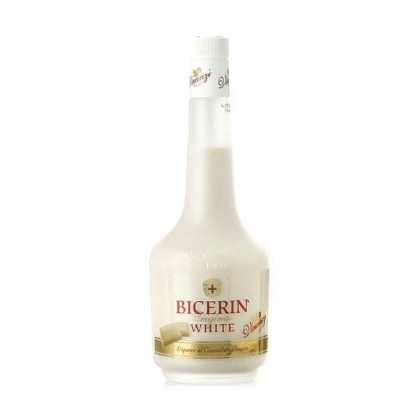 Liquore Bicerin di Giandujotto White