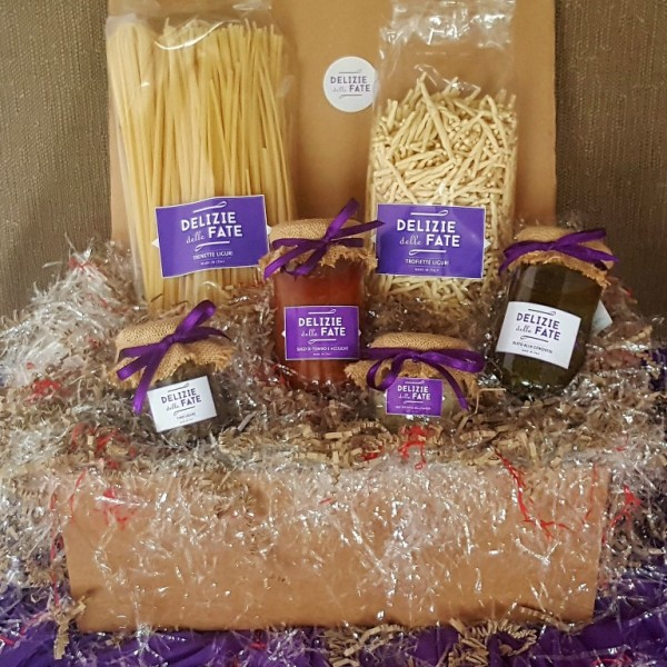 Ligurian Pasta, Sauces and Spices