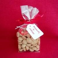 Nocciolini di Chivasso hazelnut biscuits - 170 gr