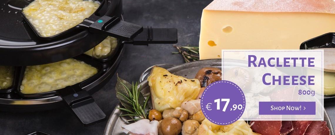 Raclette Cheese - Delizie delle Fate